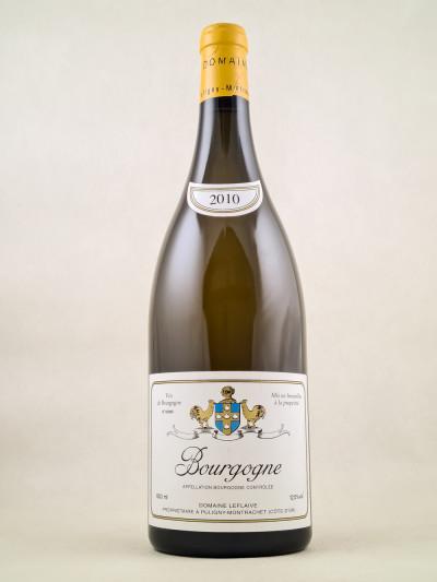 Leflaive - Bourgogne 2010