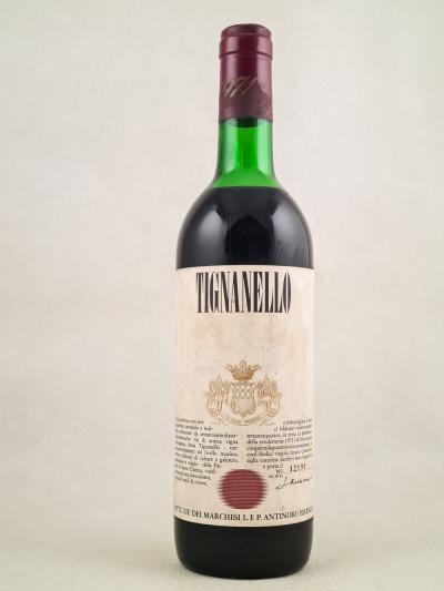 Marchesi Antinori (Tignanello) - IGT Toscane 1971
