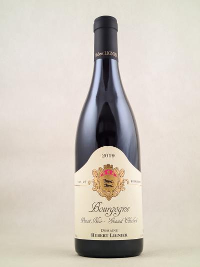 """Hubert Lignier - Bourgogne Pinot Noir """"Grand Chaliot"""" 2019"""