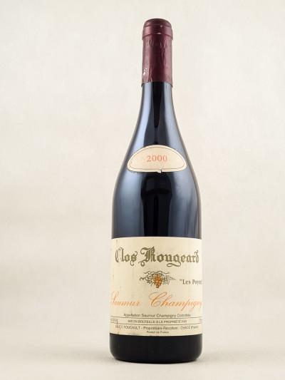 "Clos Rougeard - Saumur Champigny ""Poyeux"" 2000"