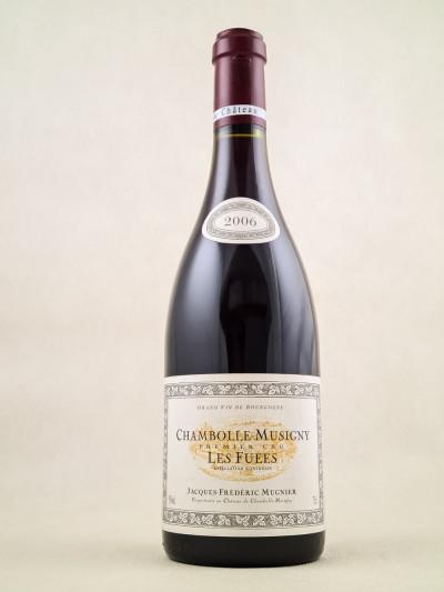"Mugnier - Chambolle Musigny 1er cru ""Les Fuées"" 2006"