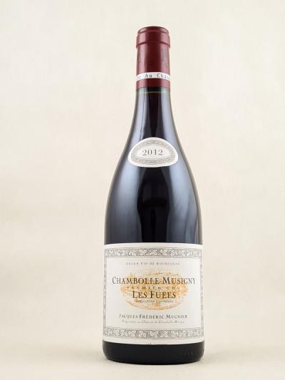 "Mugnier - Chambolle Musigny 1er cru ""Les Fuées"" 2012"