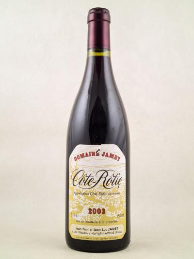 Jamet - Côte Rôtie 2003