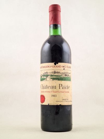 Pavie - Saint Emilion 1983