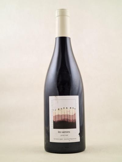 """Labet - Côtes du Jura """"Les Varrons"""" Pinot Noir 2015"""