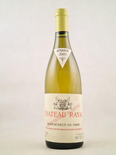 Rayas - Châteauneuf du Pape Blanc 2005