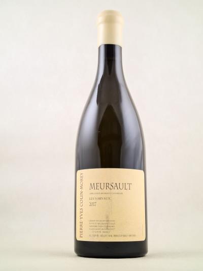 "Pierre Yves Colin Morey - Meursault ""Narvaux"" 2017"