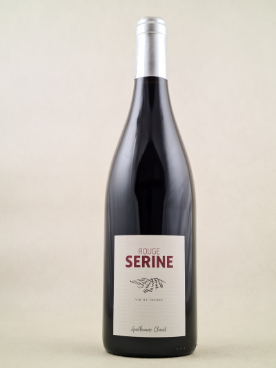 """Clusel Roch - Vin de France """"Rouge Serine"""" 2019"""