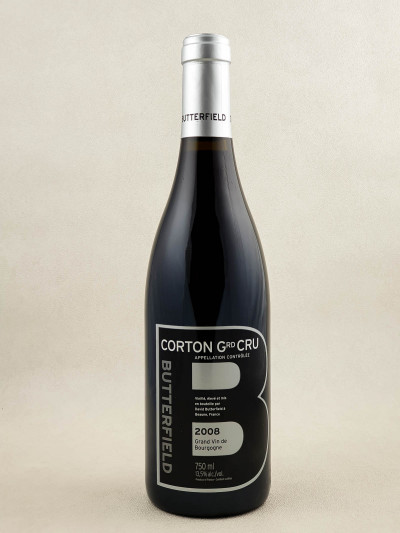 David Butterfield - Corton 2008