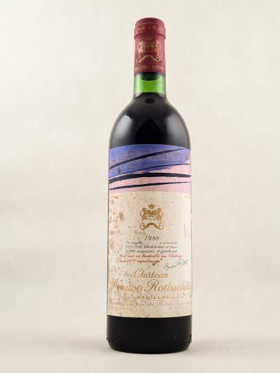 Mouton Rothschild - Pauillac 1980