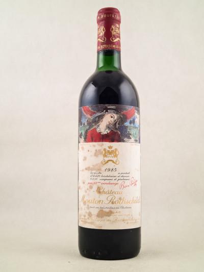 Mouton Rothschild - Pauillac 1985