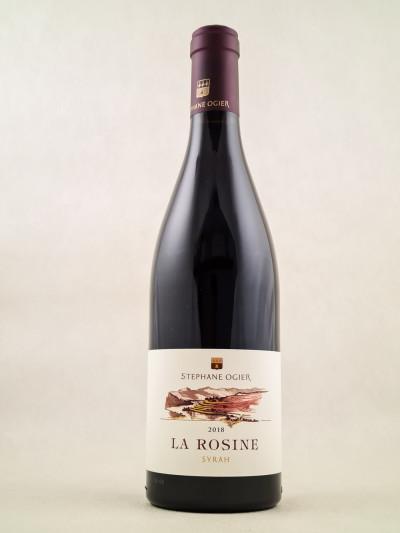 "Ogier - Côtes du Rhône Syrah ""La Rosine"" 2018"