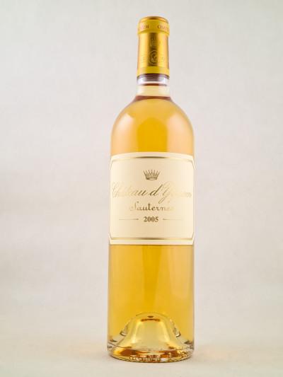 Yquem - Sauternes 2005
