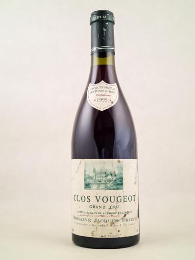 Jacques Prieur - Clos Vougeot 1995