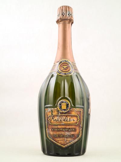 René Lalou - Champagne Mumm 1973