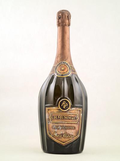 René Lalou - Champagne Mumm 1975