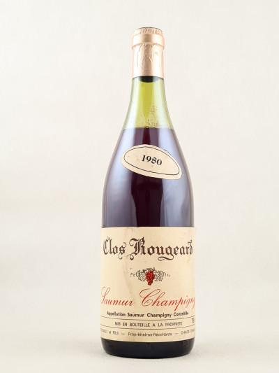 Clos Rougeard - Saumur Champigny 1980