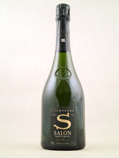 Salon - Champagne Blanc de Blancs 1985