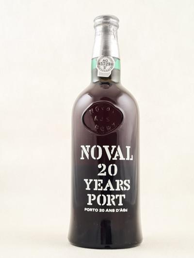 Porto - Quinta Do Noval 20 ans d'âge 1980