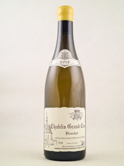 "Raveneau - Chablis grand cru ""Blanchot"" 2018"