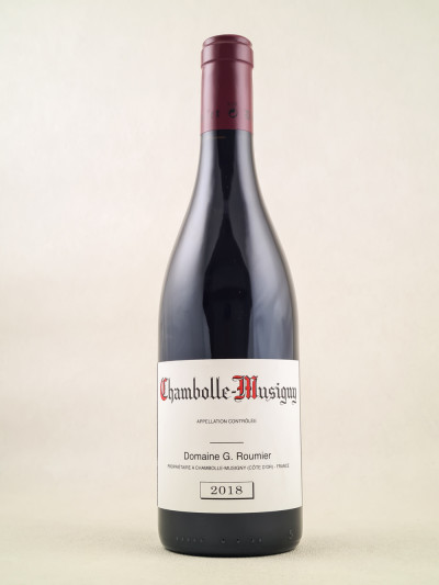 Georges Roumier - Chambolle Musigny 2018