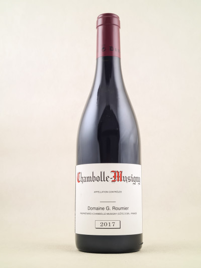Georges Roumier - Chambolle Musigny 2017