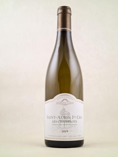 "Domaine Larue - Saint Aubin 1er cru ""Les Champlots"" 2019"
