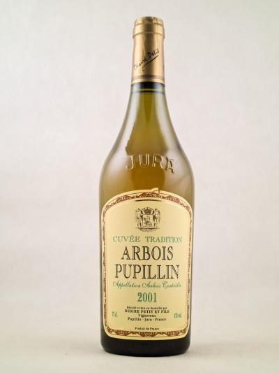 Désiré Petit - Arbois Pupillin 2001
