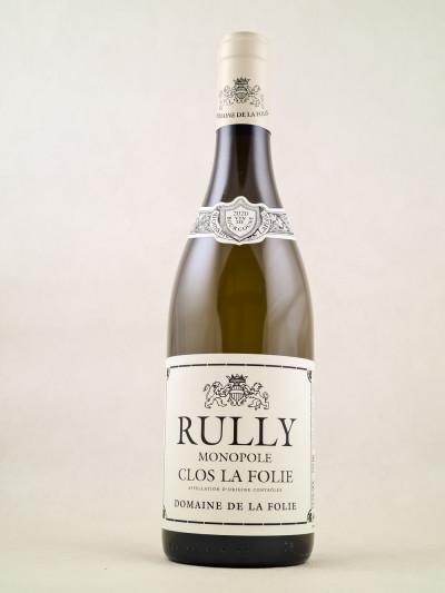 Domaine de la Folie - Rully 2020