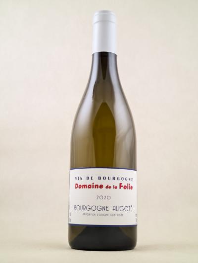 Domaine de la Folie - Bourgogne Aligoté 2020