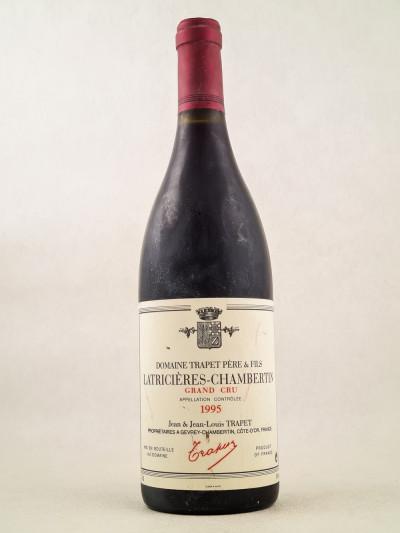Trapet - Latricières Chambertin 1995