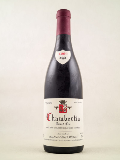 Denis Mortet - Chambertin 1999