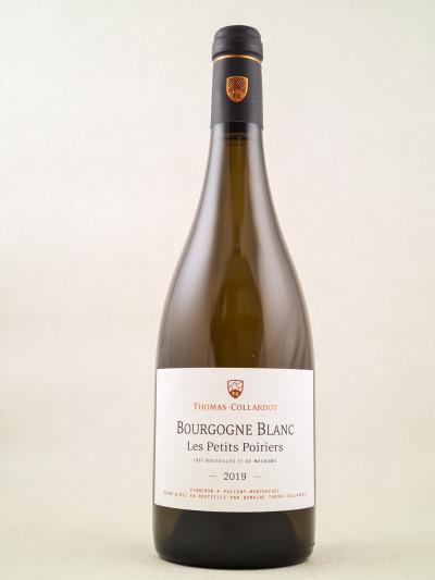 "Thomas-Collardot - Bourgogne Blanc ""Les Petits Poiriers"" 2019"