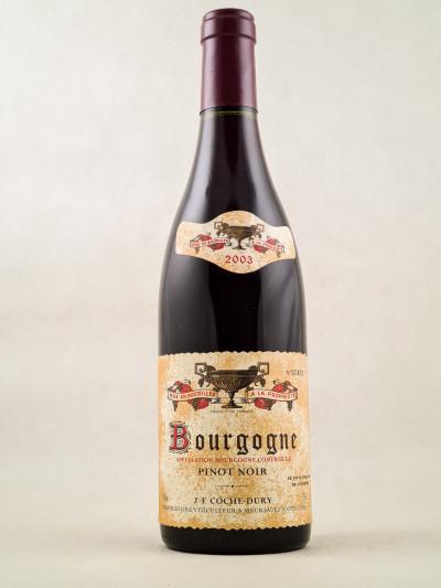 Coche Dury - Bourgogne Pinot Noir 2003