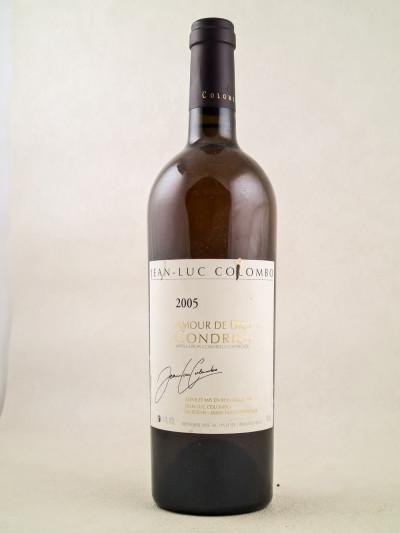 """JL Colombo - Condrieu """"Amour de Dieu"""" 2005"""