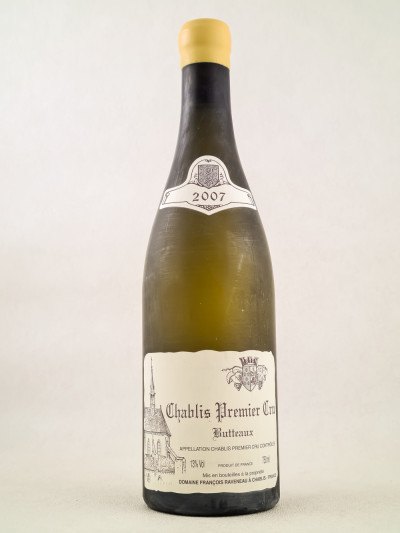 "Raveneau - Chablis 1er cru ""Butteaux"" 2007"