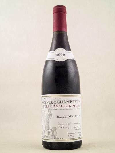 "Dugat Py - Gevrey Chambertin 1er cru ""Lavaux Saint Jacques"" 2000"