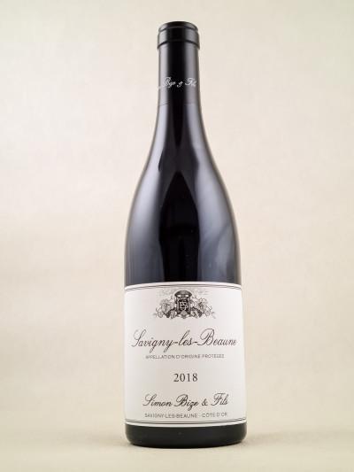 Simon Bize - Savigny Les Beaune 2018