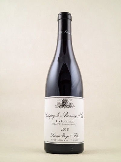"Simon Bize - Savigny Les Beaune 1er Cru ""Les Fournaux"" 2018"