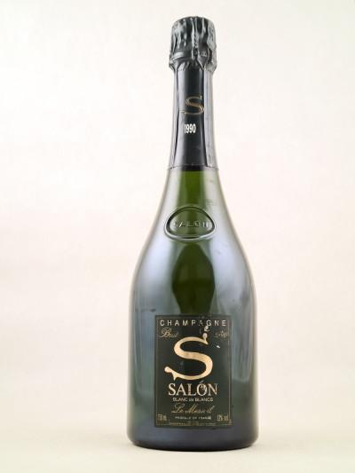 Salon - Champagne Cuvée S 1990