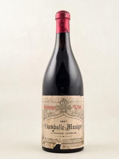 Vinzent - Chambolle Musigny 1947