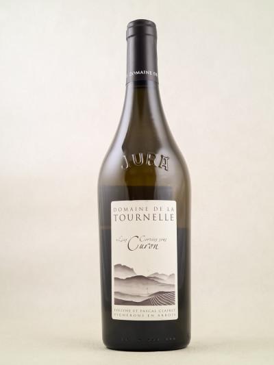 """Domaine de la Tournelle - Arbois Chardonnay """"Les Corvées sous Curon"""" 2017"""