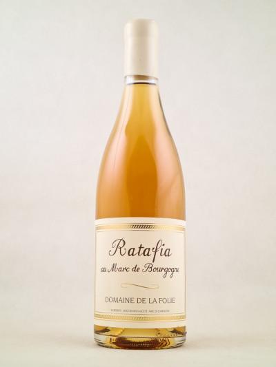 Domaine de la Folie - Ratafia au Marc de Bourgogne NM