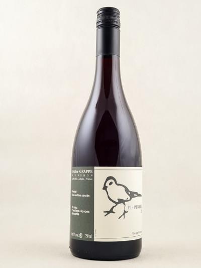 """Bernaudeau - Vin de France """"Pif Purple"""" 2020"""