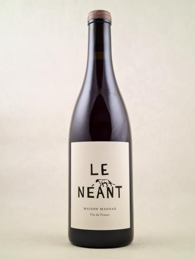"""Maenad - Vin de France """"Le Néant"""" 2019"""