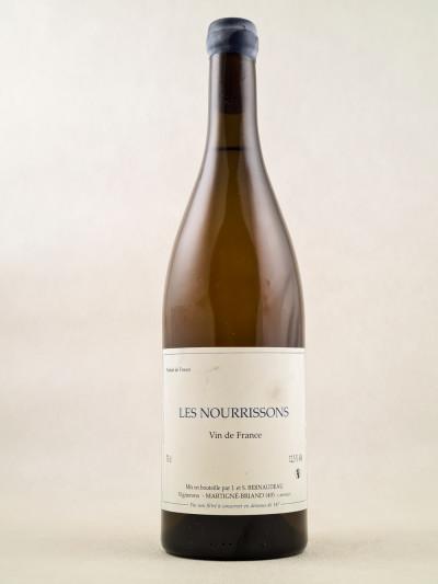 """Bernaudeau - Vin de France """"Les Nourissons"""" 2013"""