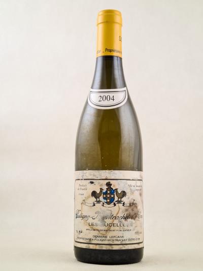 "Leflaive - Puligny Montrachet 1er cru ""Pucelles"" 2004"