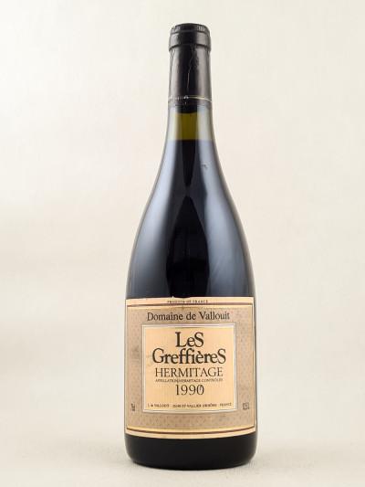 """Vallouit - Hermitage """"Les Greffières"""" 1990"""