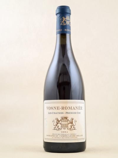 """Comte Liger-Belair - Vosne Romanée 1er Cru """"Les Chaumes"""" 2004"""