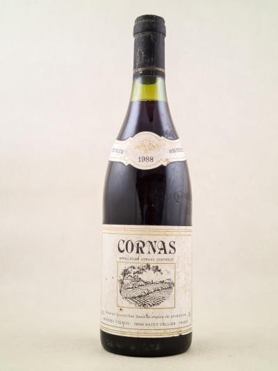Mathieu Vignon - Cornas 1988
